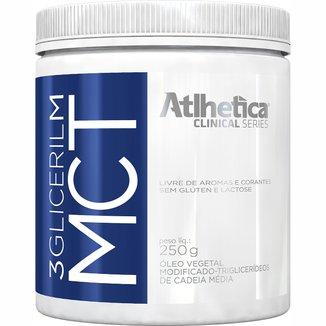 MCT 3 Gliceril 250g- Atlhetica Nutrition