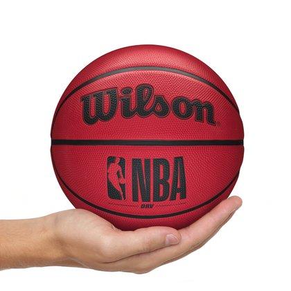 Mini Bola de Basquete Wilson NBA DVR #3
