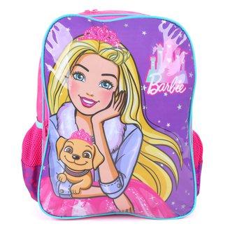 Mochila Infantil Luxcel Barbie Feminina