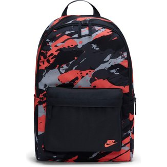 Mochila Nike Heritage Estampada
