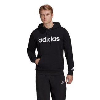 Moletom Adidas Logo Linear Com Capuz Masculino