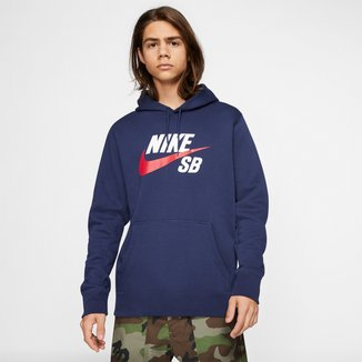 Moletom Nike SB Icon Essnl Masculino