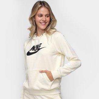 Moletom Nike Sportswear Essential Hoddie PO HBR Feminino