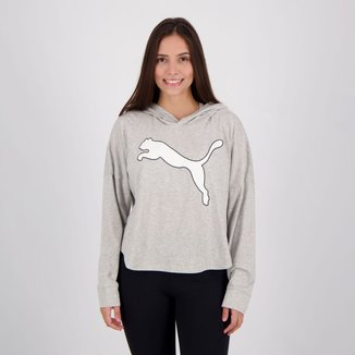 Moletom Puma Modern Sports Cover Up Feminino