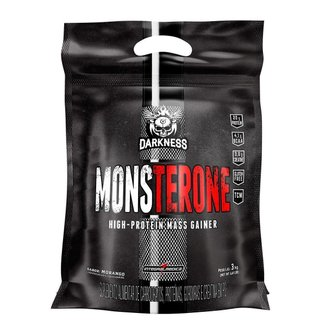 Monsterone 3Kg Darkness - IntegralMédica