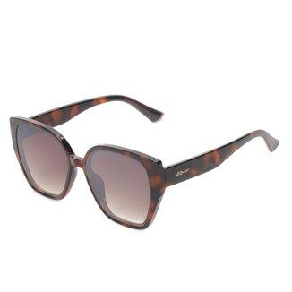 Óculos de Sol Khelf Quadrado Acetato MG1021 Feminino