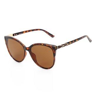 Óculos de Sol Khelf Redondo Acetato MG1049 Feminino