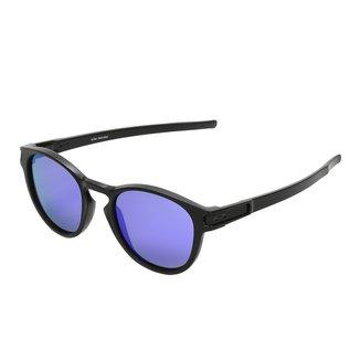 Óculos De Sol Oakley Latch Matte Iridium