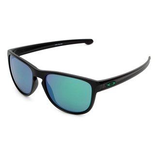 Óculos de Sol Oakley Silver Masculino