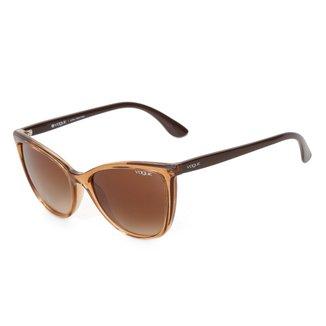 Óculos De Sol Vogue Metal Com Lente De Plástico 5252SL27461356 Feminino