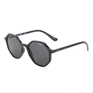 Óculos De Sol Vogue Metal Com Lentes De Plástico 0VO5222SW44/8752 Feminino