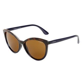 Óculos De Sol Vogue Metal Com Lentes De Plástico 0VO5298SL27537358 Feminino