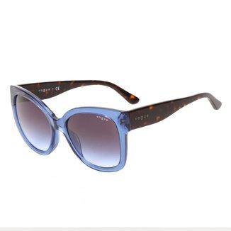 Óculos De Sol Vogue Metal Com Lentes De Plástico 0VO5338S28304Q54 Feminino