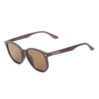 Óculos Solar Polo Wear Hexagonal Mg1052-C4 Masculino