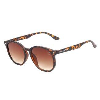 Óculos Solar Polo Wear Hexagonal Tartaruga Mg1052-C6 Masculino
