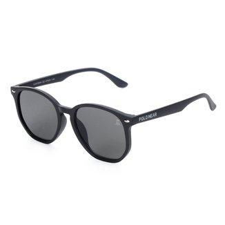 Óculos Solar Polo Wear Redondo Mg1052-C2 Masculino