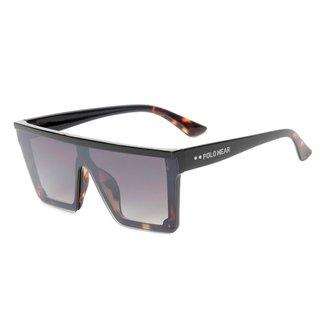 Óculos Solar Polo Wear Tartaruga Mg1041-C4 Masculino