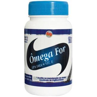 Omegafor 60 Cáps - Vitafor