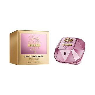 Paco Rabanne Lady Million Empire Eau De Parfum Feminino 50ml