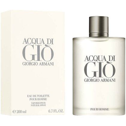 Perfume Acqua di Giò Masculino Giorgio Armani EDT 200ml