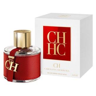 Perfume Feminino CH Carolina Herrera Eau de Toilette 100ml