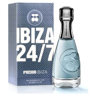 Perfume Masculino 24/7 Pacha Ibiza Eau de Toilette 100ml