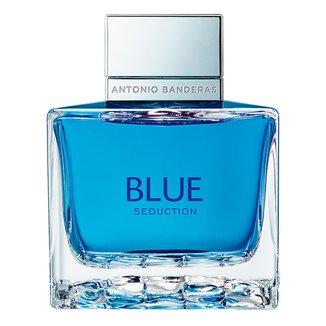 Perfume Masculino Blue Seduction Antonio Banderas Eau de Toilette 100ml
