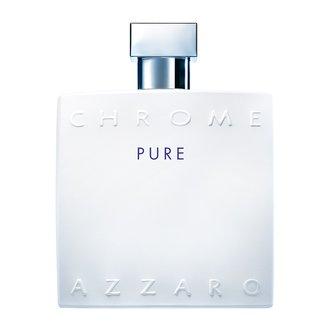 Perfume Masculino Chrome Pure Azzaro Eau de Toilette 50ml