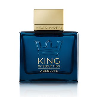 Perfume Masculino King Of Seduction Antonio Banderas Eau de Toilette 100ml