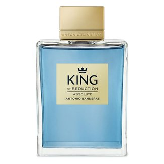 Perfume Masculino King Of Seduction Antonio Banderas Eau de Toilette 200ml
