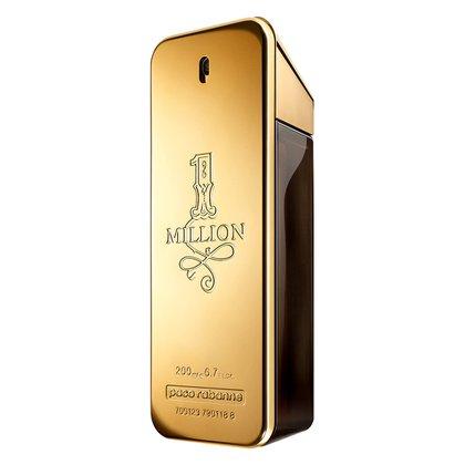 Perfume Masculino One Million Paco Rabanne Eau de Toilette 200ml