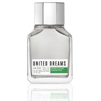 Perfume Masculino United Dreams Aim High Benetton Eau de Toilette 100ml