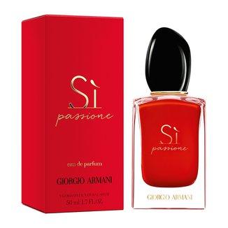 Perfume Sì Passione Feminino Giorgio Armani Eau de Parfum 50ml