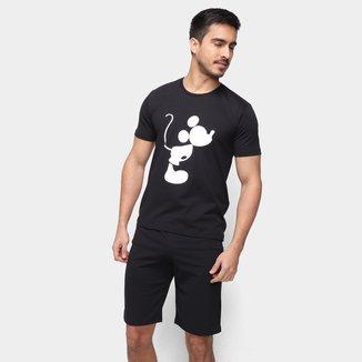 "Pijama Curto Volare Mickey ""Ratinho Masculino"
