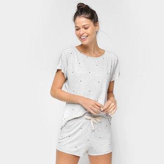 Pijama Hope Curto Dreams Feminino
