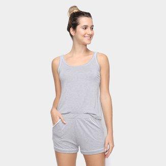 Pijama Lupo Básico Feminino