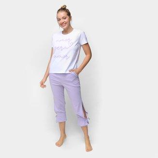 Pijama Volare Amor Gera Amor Feminino