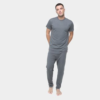 Pijama Volare Longo Básico Masculino