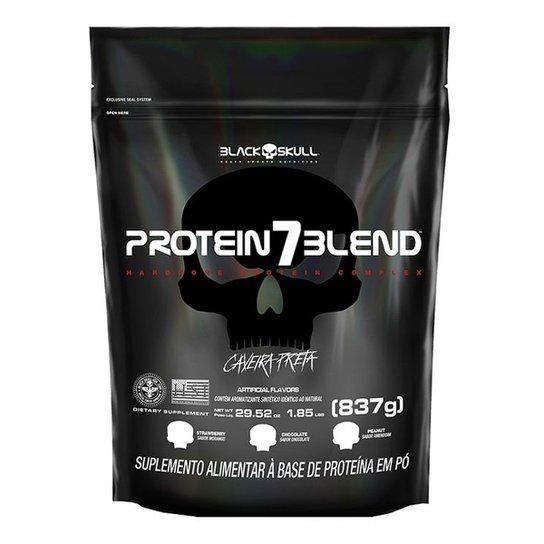 Protein 7 Blend Black Skull Refil - 837 g -