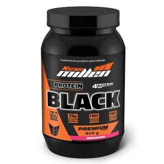 Protein Black 4W New Millen 840g