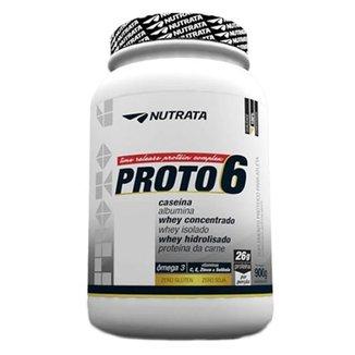 Proto 6 Whey 900g - Nutrata