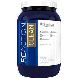 Reaction Clean 900g- Atlhetica Nutrition