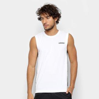 Regata Adidas D2M 3 Stripes Masculina