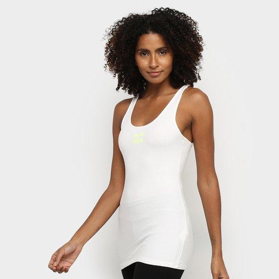Regata Colcci Fitness Oversized Feminina - Off White