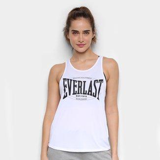 Regata Everlast Logo Boxing Feminina