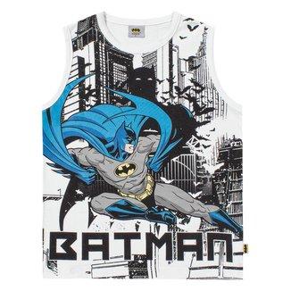 Regata Infantil Fakini Batman Masculina