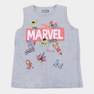 Regata Infantil Marvel Toy Masculina