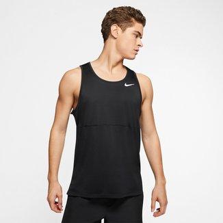 Regata Nike Breathe Run Tank Masculina