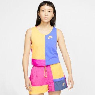 Regata Nike Sportwear Icon Clash Feminina