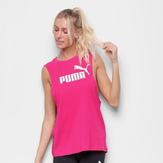 Regata Puma Essentials Cut Off Feminina